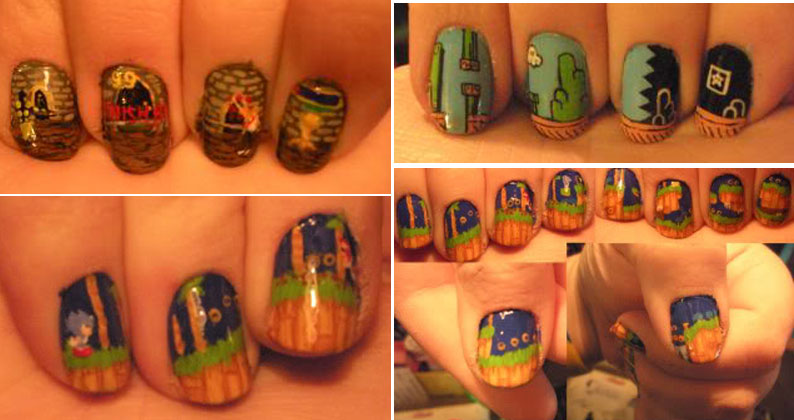 Nail Polish The Geeky Hostess Part 2