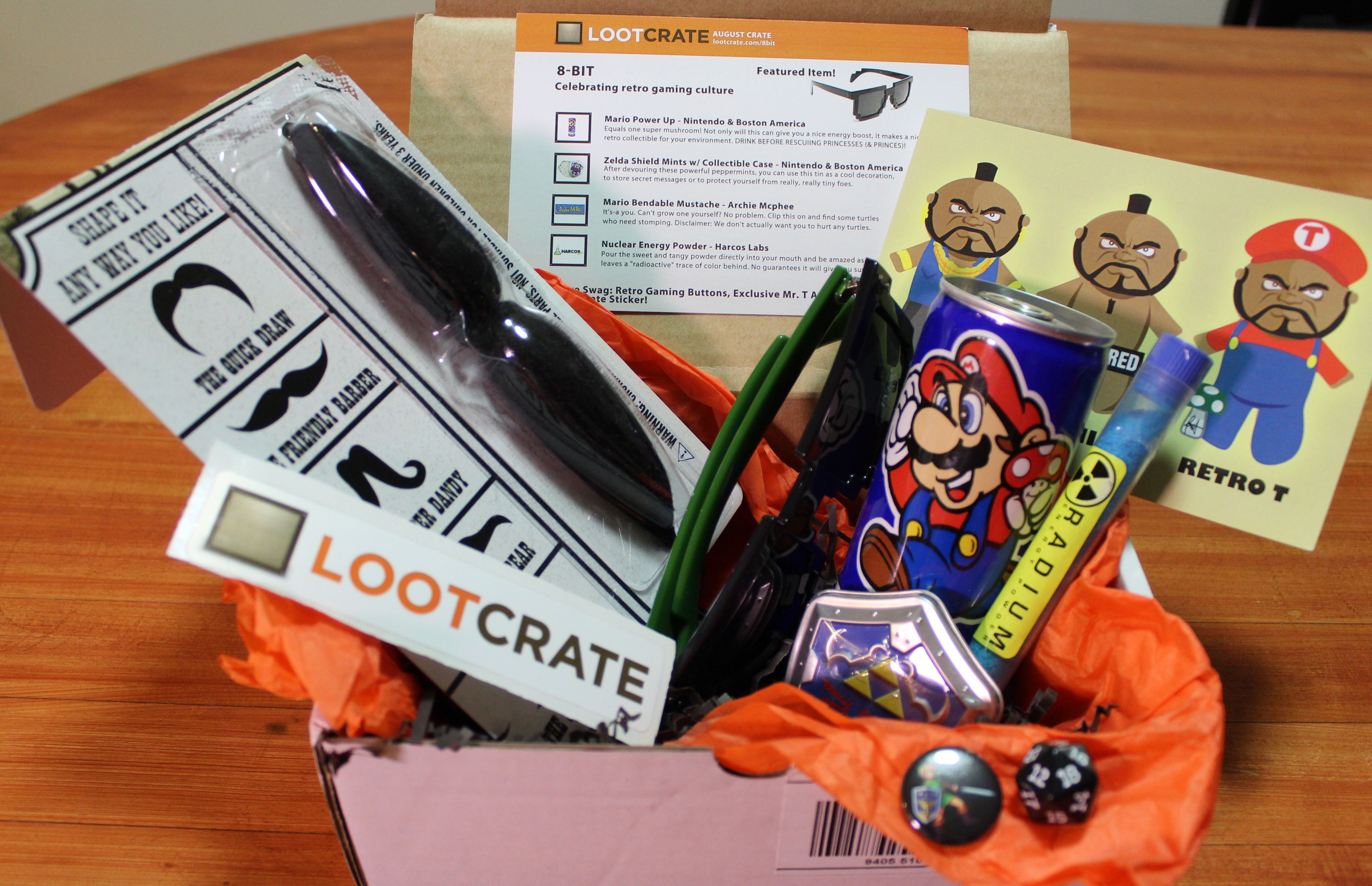 Loot Crate | The Geeky Hostess