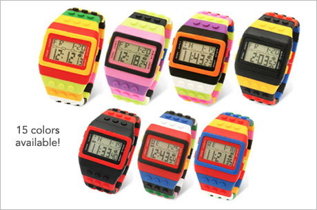 LEGO watch