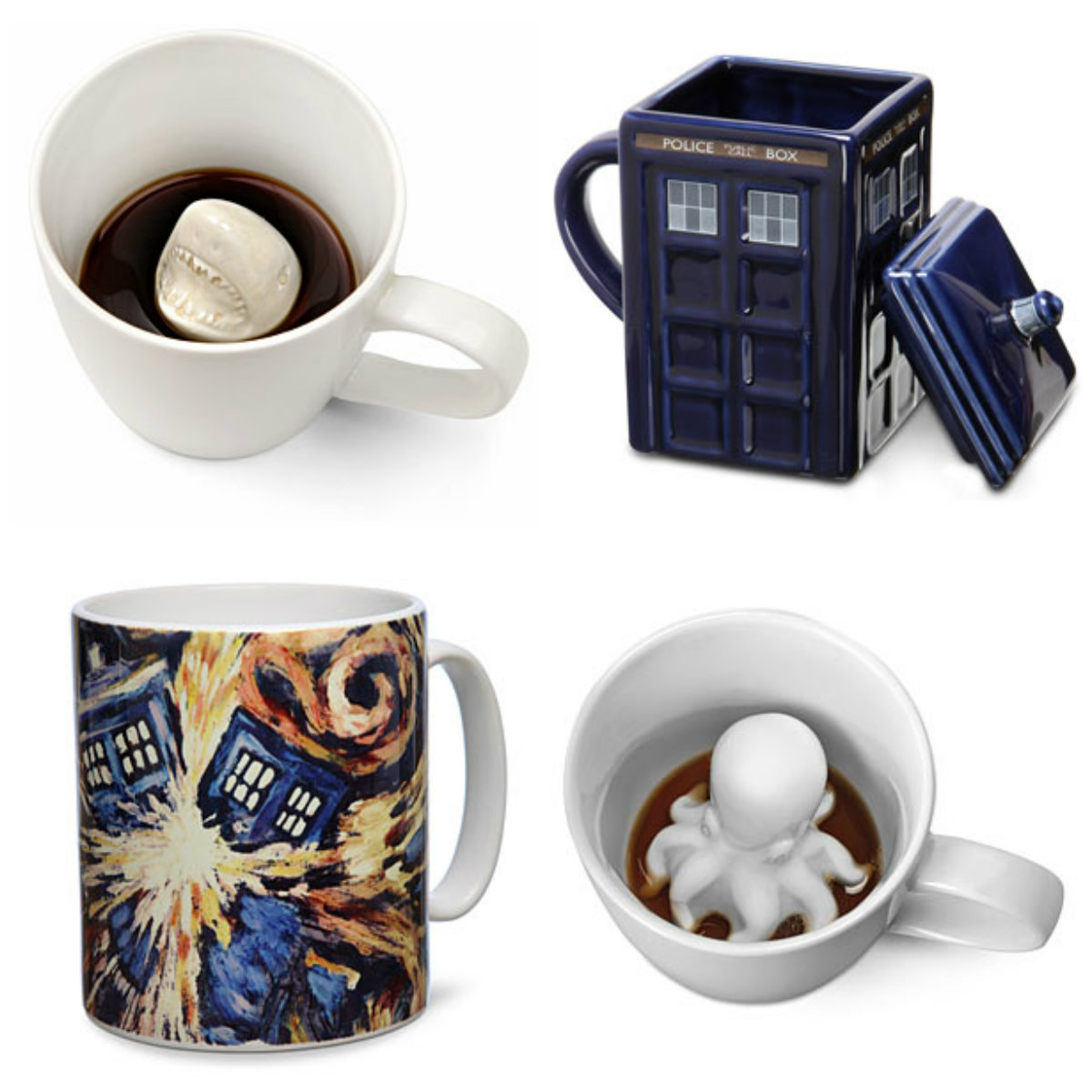 ThinkGeek Mugs