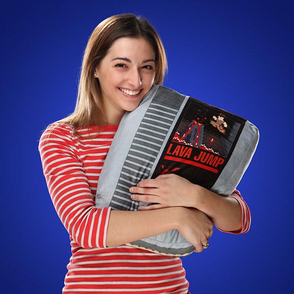 f285_retro_video_game_cartridge_pillow_set_inhand