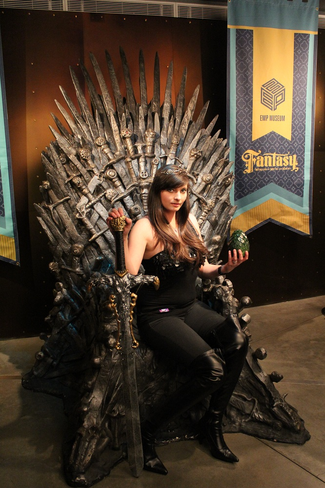 Tara Throne