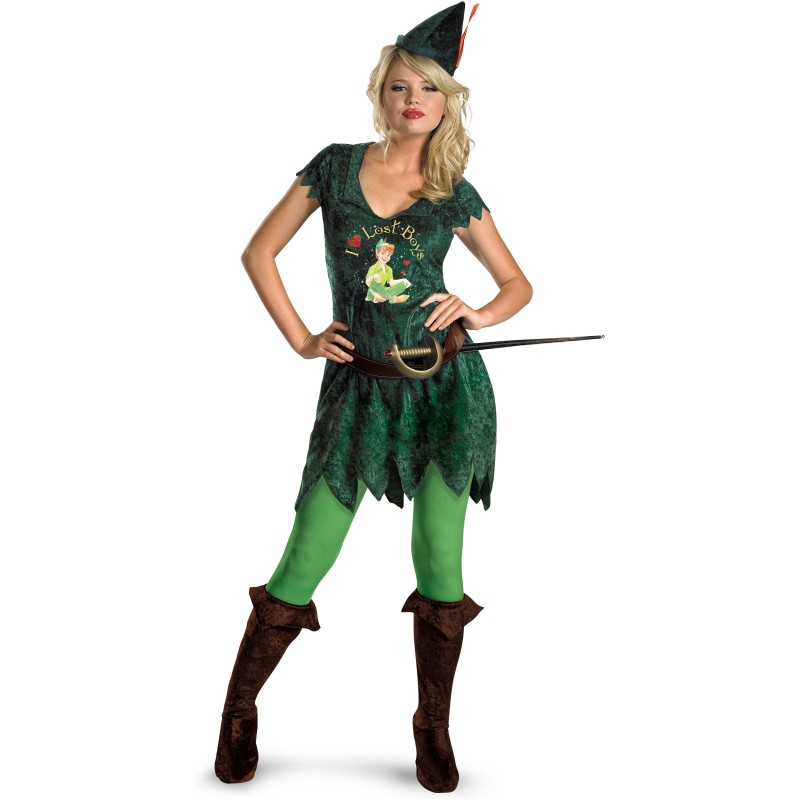 Peter Pan  sc 1 st  The Geeky Hostess : jolly rancher halloween costume  - Germanpascual.Com