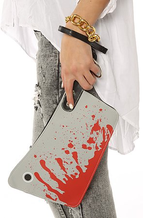 cleaver purse