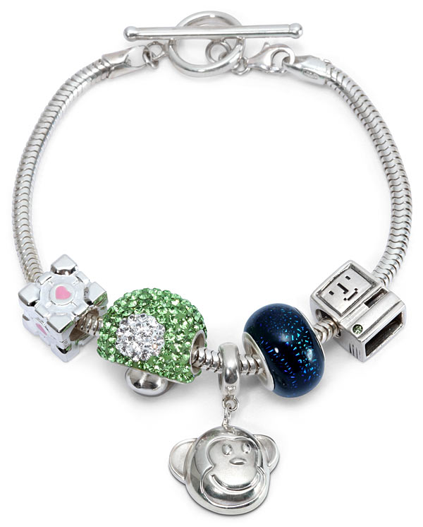 European Charm Bracelets: The Geeky Hostess