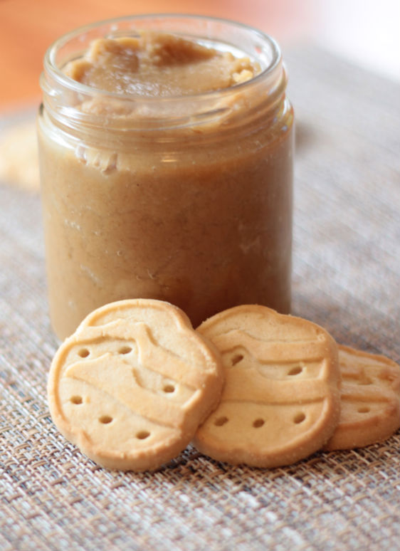 Trefoil Cookie Butter