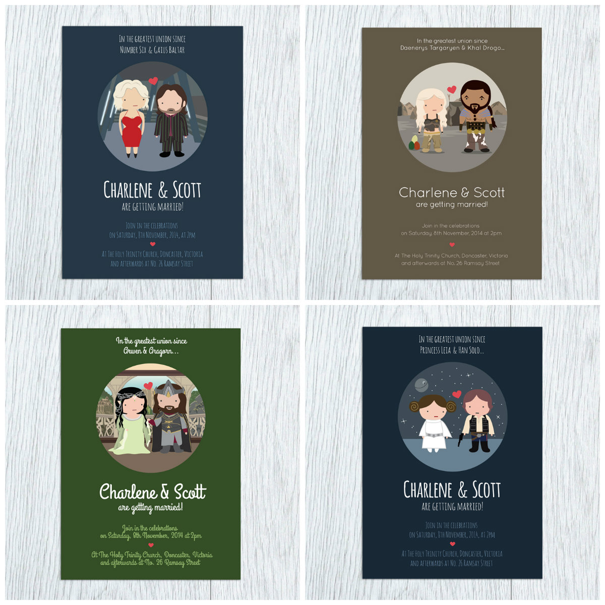 Star Wars Themed Wedding Invitations lektoninfo