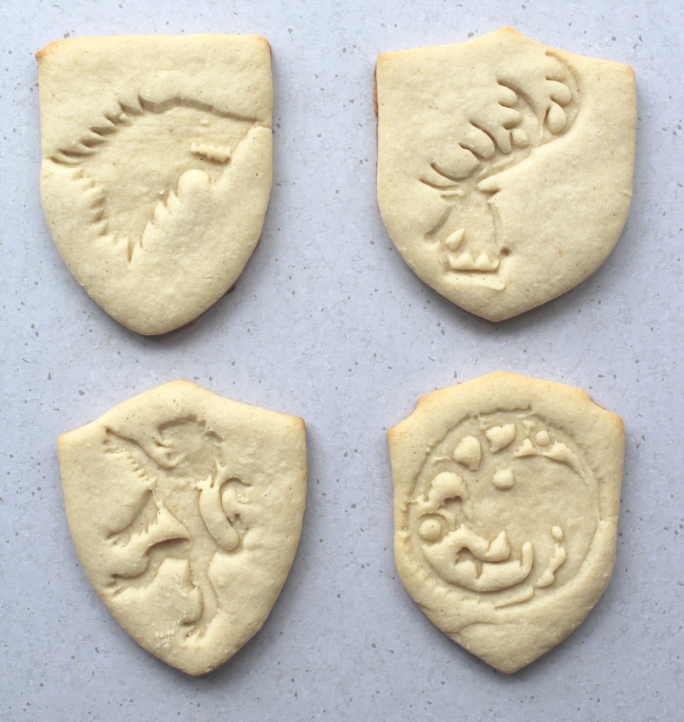 Game of Thrones Cookies