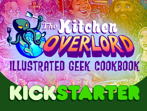 Kitchen Overlord Kickstarter