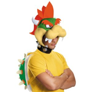 Costume Bowser