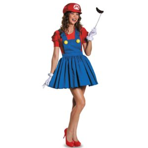 Costume Mario
