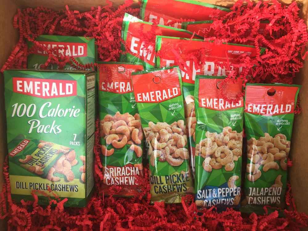 Emerald Cashews